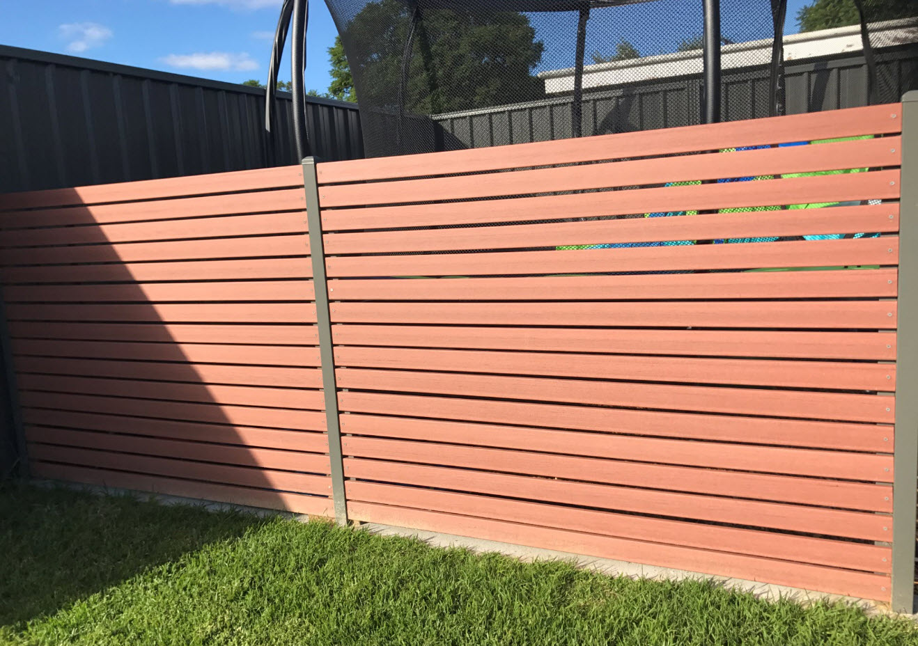 Slat Fencing Sa Family Owned And Operated 0428015922
