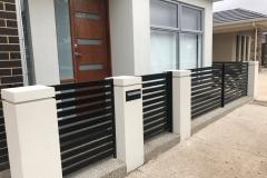 Slat Fence Northgate