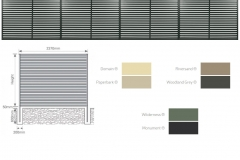 Slat Fencing Page Photo