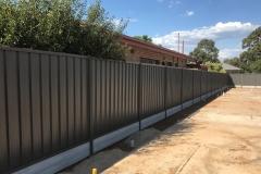 Under Fence Plinths South Australia